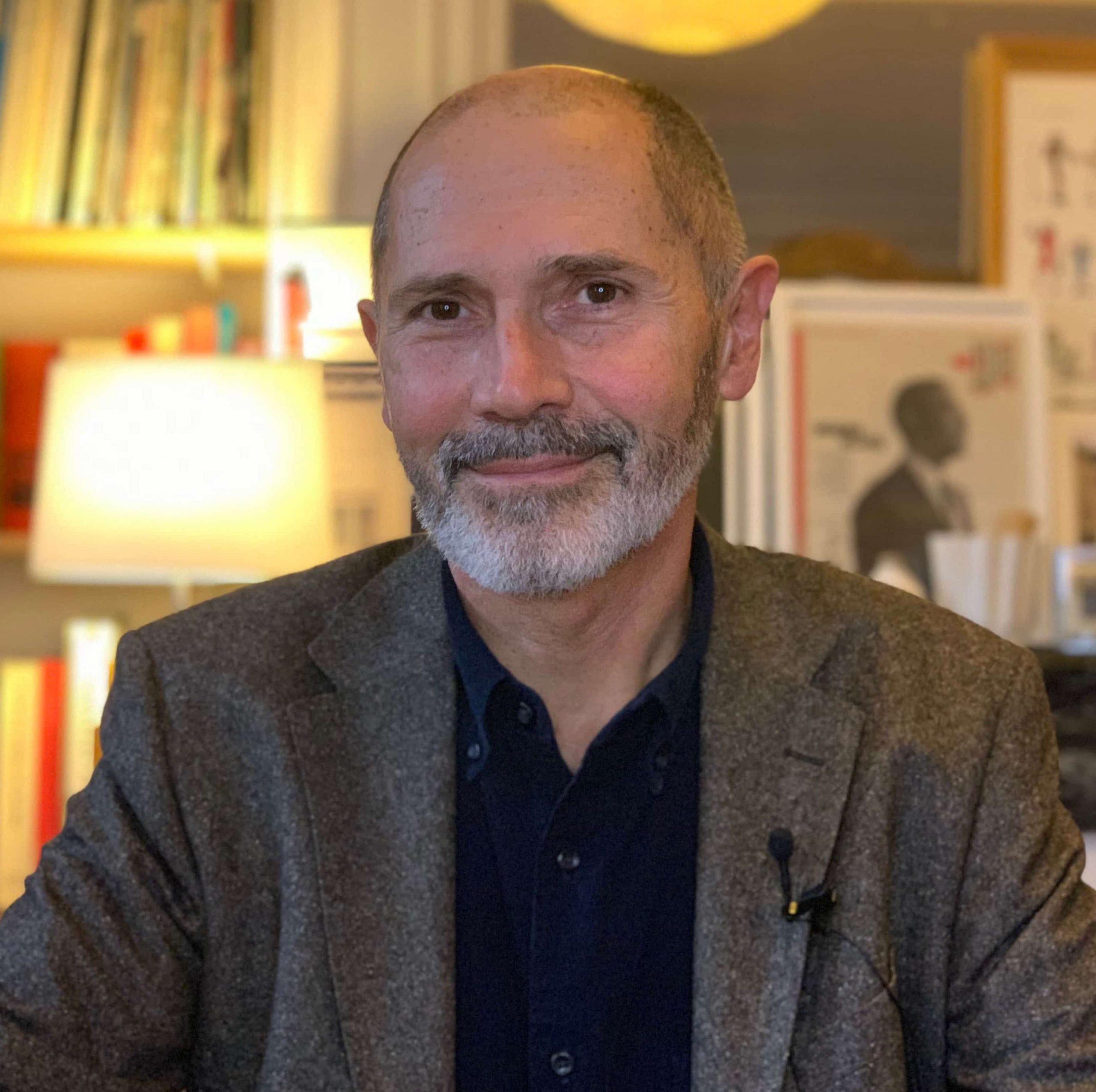Dr Christophe André