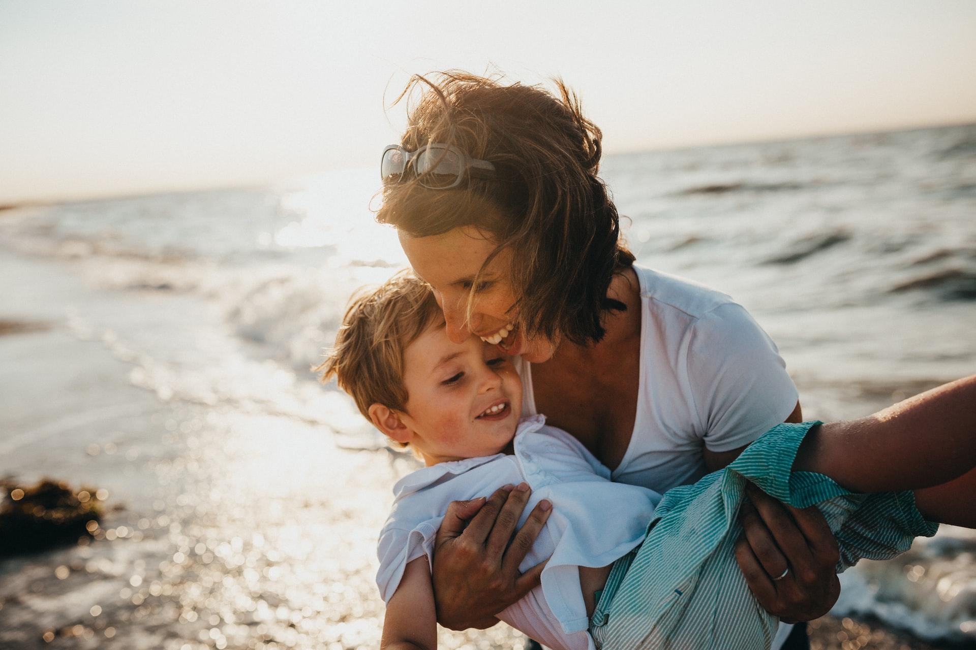 maman enfant education
