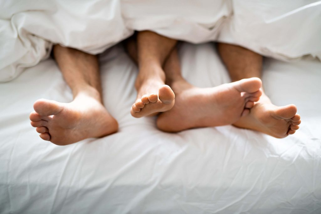 pieds couple libido sexualite